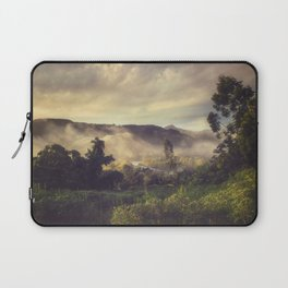 Sunrise Overflow Laptop Sleeve