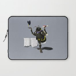 To Bee or Not Too Bee (Colour) Laptop Sleeve