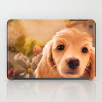 cookie iPad Cases featuring Cookie.. by YvetteCheri-DigiArt