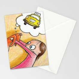 To Look at the Queen Stationery Cards