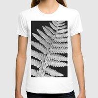 fern T-shirts featuring Fern by Brian Raggatt