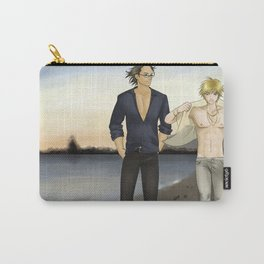 Happy Holidays by Ivan and Pierferdinando Carry-All Pouch