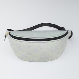 Frosty Day - Snowflakes Fanny Pack