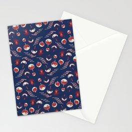Takoyaki (たこ焼き) Stationery Cards
