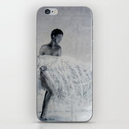 Dancer 7 iPhone Skin