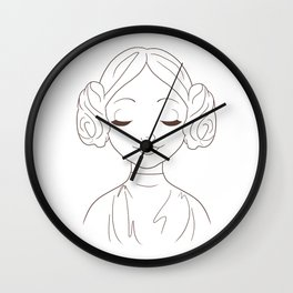 from now on you'll do as I tell you, okay?  Wall Clock