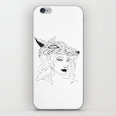 Remus, Where is Romulus? iPhone & iPod Skin