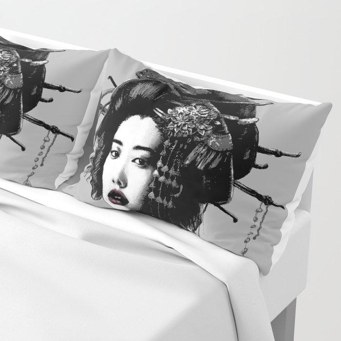 Geisha Pillow Sham