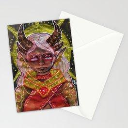 Qunari Tarot Card Stationery Cards