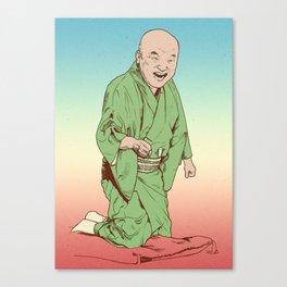 Rakugo-ka Canvas Print