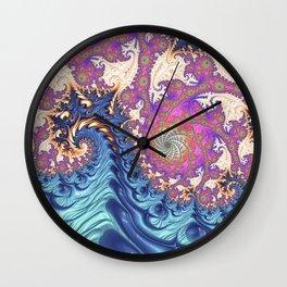 Living Waters Wall Clock