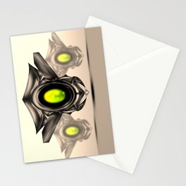 Alien Interface Stationery Cards