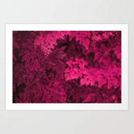 Pink Pill Perversion Art Print