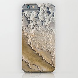 Hot Springs Ombre iPhone Case