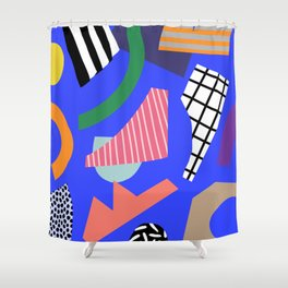 fullness Shower Curtain