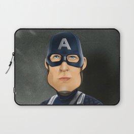 Cap. America Laptop Sleeve