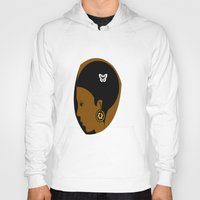 afro Hoodies featuring AFRO  by Robleedesigns
