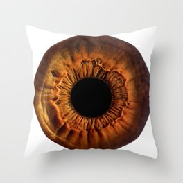 EYE Love to See You, Hazel Throw Pillow