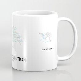 Vail Collection - Minimalist Trail Art Coffee Mug