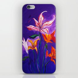 Heartland Summer Lily iPhone Skin