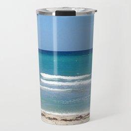 Boca beach Travel Mug