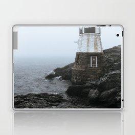 Castle Hill Lighthouse, Rhode Island Laptop & iPad Skin