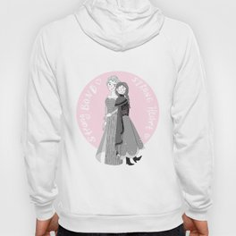 Strong Bond Strong Heart Hoody