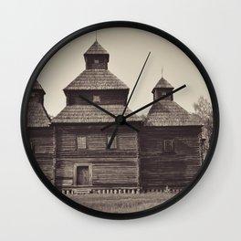Russian Church Wall Clock