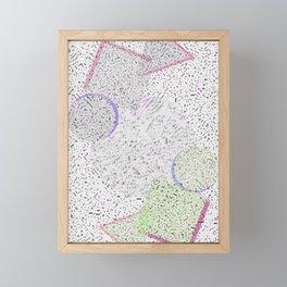 1986 Framed Mini Art Print