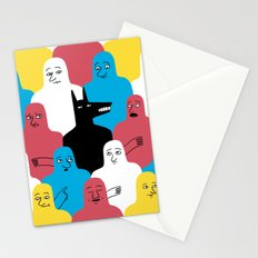 A Wolf Stationery Cards