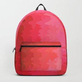 pink wave Backpack