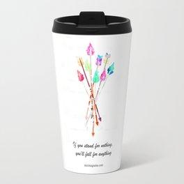 Arrows collection Travel Mug