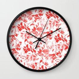 Pattern 78 Wall Clock