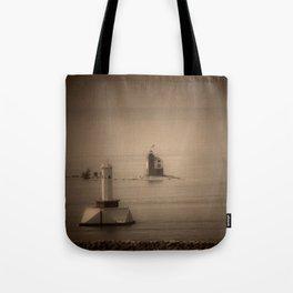 A Lighthouse & Beacon Tote Bag