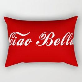 Ciao Coca Bella Rectangular Pillow