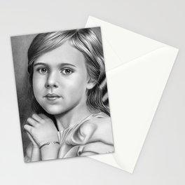 Child Portrait 01 Stationery Cards