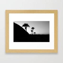 PALM DESERT, CALIFORNIA Framed Art Print