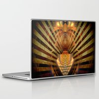 predator Laptop & iPad Skins featuring Predator by Robin Curtiss