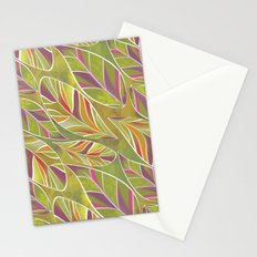 Leaves. Stationery Cards