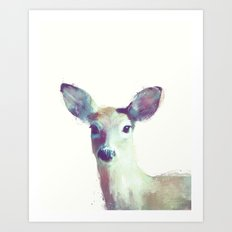 Whitetail No. 1 Art Print