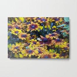 Longwood Gardens Autumn Series 303 Metal Print