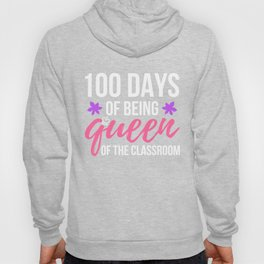 100th Day Of School Hoody