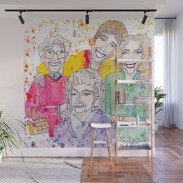 Golden Girls Wall Mural