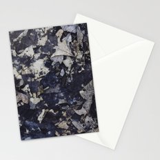 thoughts scattered across the stars Stationery Cards
