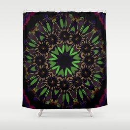 KALÒS EÎDOS XIV Shower Curtain