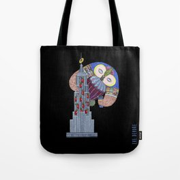 Empire Owl Tote Bag