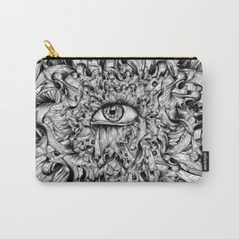 Inked Eye Carry-All Pouch