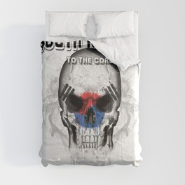 To The Core Collection: South Korea Comforters