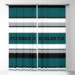 Fly Eagles Fly Philadelphia Blackout Curtain