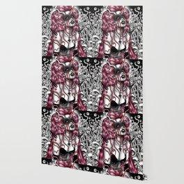 Tentacle Temptress Wallpaper